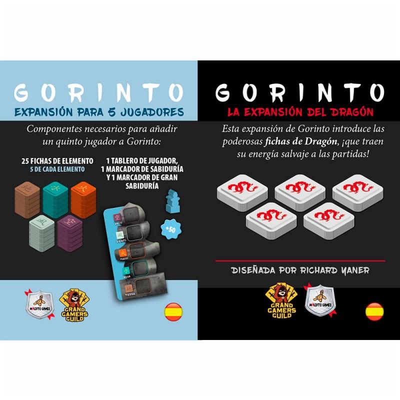 [Preventa 05/08] Gorinto - Pack de Expansión