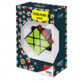 Cubo: Yileng Fisher 3x3x3