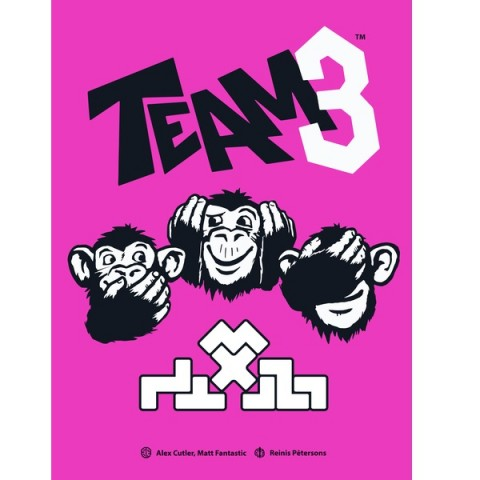 TEAM3 rosa