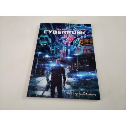 Vieja Escuela: Cyberpunk (Segunda Mano)
