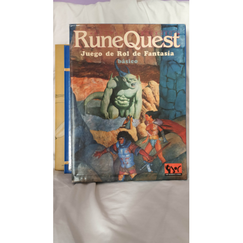 Pack 1 RuneQuest (Joc Internacional)