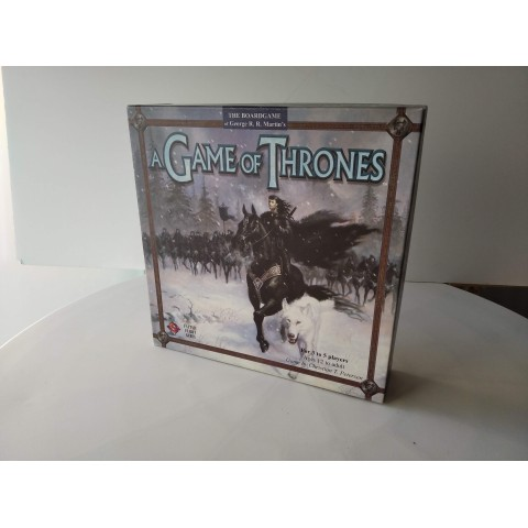 Game of Thrones 1st Edition (Segunda Mano)