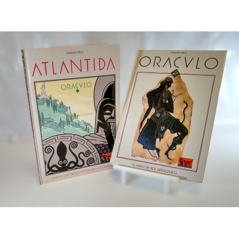 Pack Rol: Oráculo (Segunda Mano)