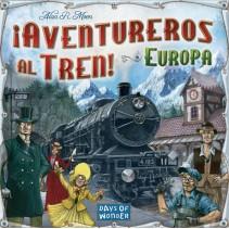 Aventureros al tren: Europa