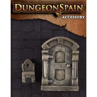 Dungeon Spain: Pack accesorios 1 - Armario y silla