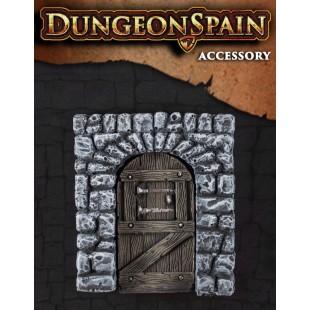 Dungeon Spain: Pack accesorios 5 - Marco y puerta