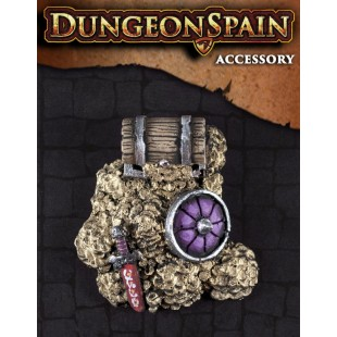 Dungeon Spain: Pack accesorios 6 -  Tesoro