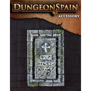 Dungeon Spain: Pack accesorios 12 - Tumba