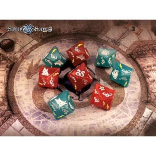 Sword & Sorcery: Pack de dados adicional