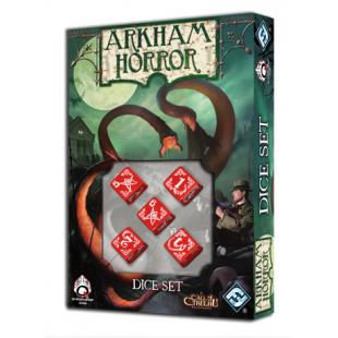 Arkham Horror: Set de dados Malditos