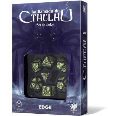 La llamada de Cthulhu 7ª Edición: Set de dados