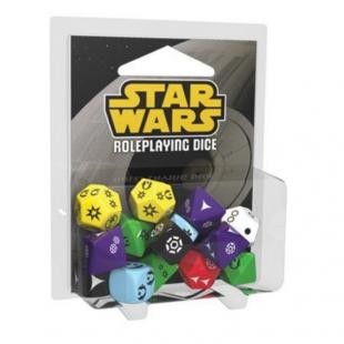 Star Wars: El juego de rol - Set de dados