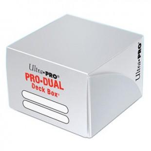 Deck Box Pro Dual Blanco