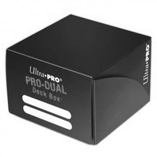 Deck Box Pro Dual Negra