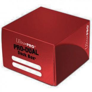Deck Box Pro Dual Roja