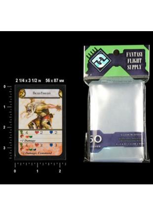 50 fundas juego de tablero americano estándar FF (57 x 89 mm)