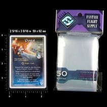 50 fundas juego de tablero europeo estándar FF (59 x 92 mm)