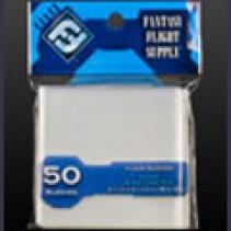 50 Fundas para Cartas Cuadradas  70 x 70mm