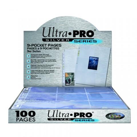 Ultra Pro Pages [9 Bol] 11 Anillas (Hojas Sueltas)