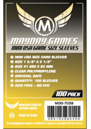 Fundas Mayday Mini USA (41 mm x 63 mm)