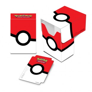 Pokémon Pokeball Full-View Deck Box