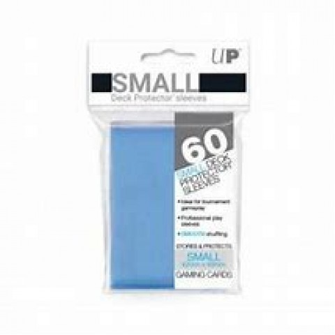 Fundas Ultra Pro Small Solid Blue (62x89mm) 60 Ud.
