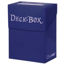 Deck Box Ultra Pro Solid Azul