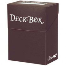 Deck Box Ultra Pro Marrón