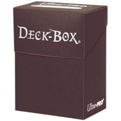 Deck Box Ultra Pro Marrón
