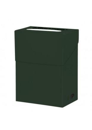 Deck Box Ultra Pro Solid Verde Bosque