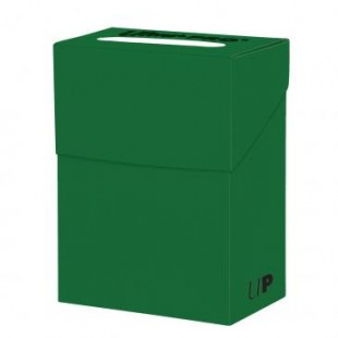 Deck Box Ultra Pro Solid Verde