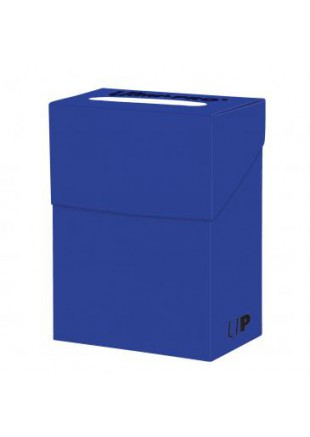 Deck Box Ultra Pro Pacific Blue Azul