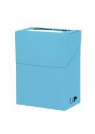 Deck Box Ultra Pro Azul Claro