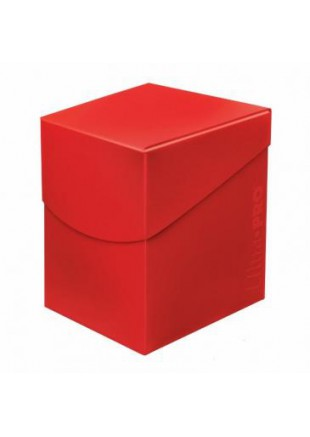 DECK BOX ECLIPSE PRO 100+ ROJO MANZANA