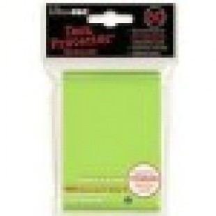 Fundas Ultra Pro Solid Verde Lima (66x91 mm) Ud.