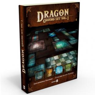 El Resurgir del Dragon: Dragon Ground Vol. 1