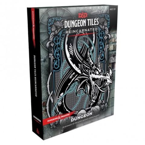 Dungeons & Dragons Tiles Reincarnated – Dungeon