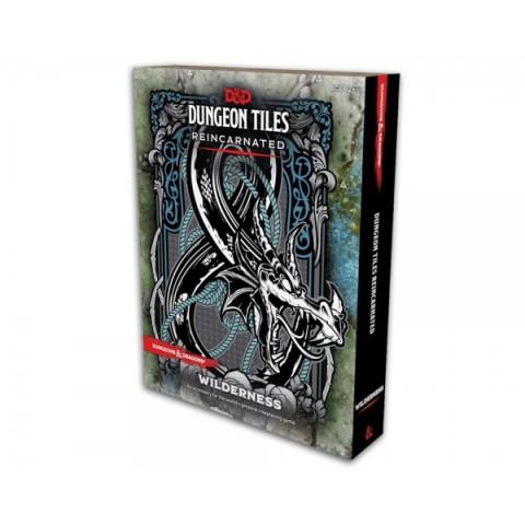 Dungeons & Dragons Tiles Reincarnated – Wilderness