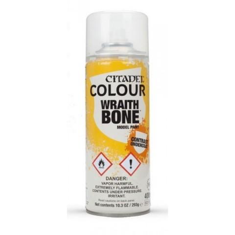 CITADEL Colour Spray Wraith Bone