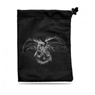 Treasure Nest Black Dragon: Bolsa para Dados