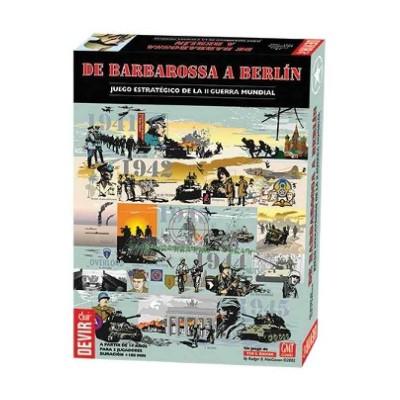 De Barbarrossa a Berlín