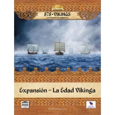 878 Vikings La Edad Vikinga Expansion