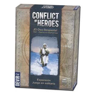 Conflict of Heroes: El Oso Despierta -1941, Operación Barbarroja