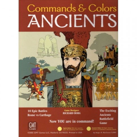 Commands & Colors Ancients 6th Edition