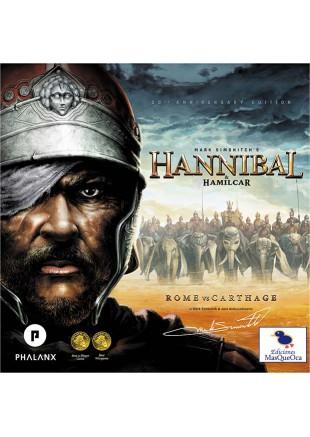 Anibal y Amilcar - Roma contra Cartago Edición 20 Aniversario