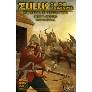Zulus on the Ramparts 2nd edition