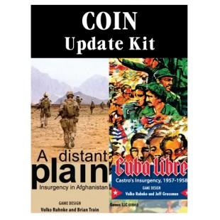 Cuba Libre/ A Distant Plain Update Kit
