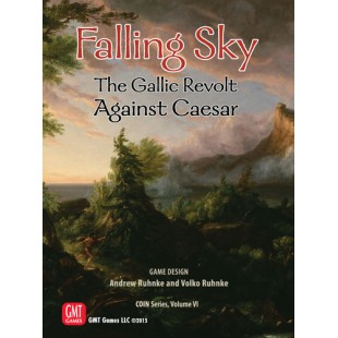 Falling Sky: The Gallic Revolt Against Caesar (Segunda edición)