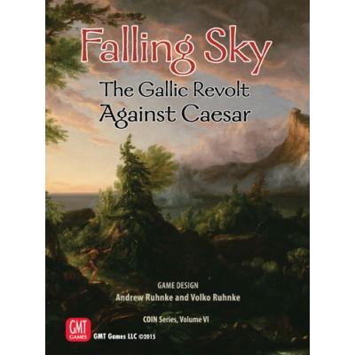 Falling Sky: The Gallic Revolt Against Caesar (Segunda edición)