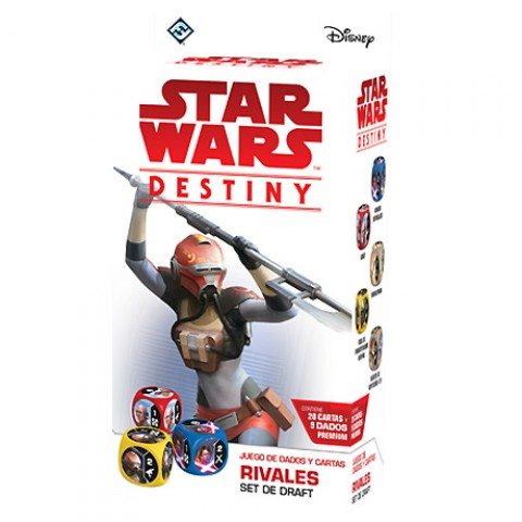 Star Wars Destiny - Caja de inicio: Rivales